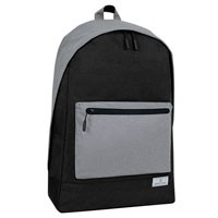 "Mochila 15.6"" Perfect choice handy negro/gris"