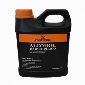 Alcohol isopropilico Perfect Choice 1 L.