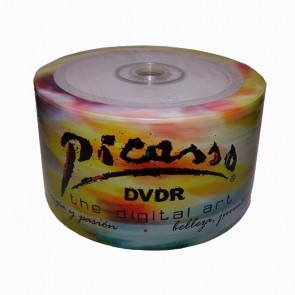 Picasso dvd-r 16x 4.7gb
