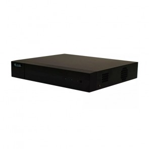 DVR HiLook 8 canales turbo HD 3MP/2CH IP/1 bahia disco duro