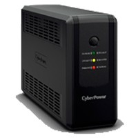NoBreak Cyberpower (UT1000G) 1000VA/500W interactivo, indicadores led