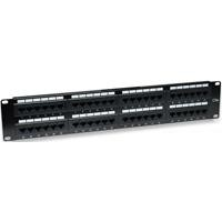 Panel de parcheo Intellinet Cat 5E 48 ptos