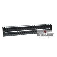 Panel de parcheo Intellinet Cat 6 48 ptos