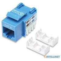 Jack Intellinet Cat 6 azul