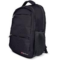 "Backpack Tech Zone TZ18LBP01  color negro 15.6"" negra"