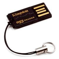 Lector de tarjetas Kingston reader micro SD