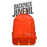 "Mochila Backpack GHIA 15.6"" naranja"