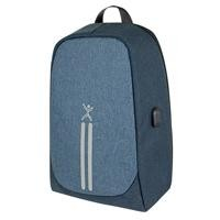 "Mochila anti-robo Perfect Choice 15.6"" azul"