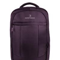 "Mochila p/laptop Auden 15.6"" Perfect Choice morada"