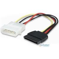 Cable corriente interno Manhattan hdd SATA 150