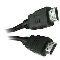 Cable HDMI Manhattan M-M 1.8M negro