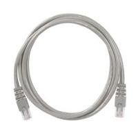 Cable de red UTP Cat.6 Condunet 3 mts gris