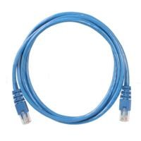 Cable de red UTP CAT.5E Condunet 2 mts azul