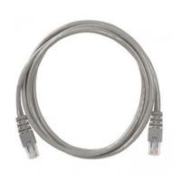 Cable de red UTP Cat.6 Condunet 2mts gris