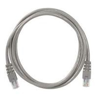 Cable de red UTP Cat.6 Condunet 1m gris