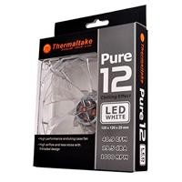 Ventilador Thermaltake Pure 12 Led blanco 120MM