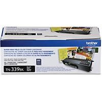 Toner Brother negro TN339BK 6000 pag