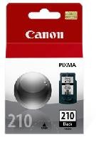 Cartucho canon PG 210 negro p/IP2700 MP250 490 MX340