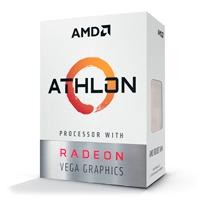 CPU AMD Athlon 200GE S-AM4  3.2 GHZ Graficos Radeon