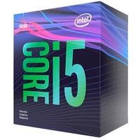 CPU Intel Core i5-9400F S-1151 9A Gen 2.9GHZ requiere tarjeta video pc/gamer