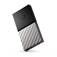 DD ext SSD WD 512GB my Passport USB negro/plata