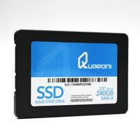 "Unidad de Estado Solido SSD Quaroni 2.5"" 240GB SATA3"