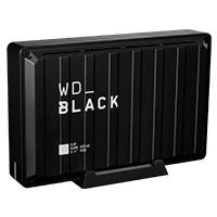 DD externo 8TB WD Black D10 Game Drive negro USB 3.2/PS4/PS4 PRO/Xbox One