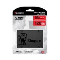 "Unidad de estado solido SSD Kingston A400 120GB 2.5"" SATA3"