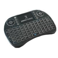 Mini teclado Perfect Choice inalambrico p/smart tv