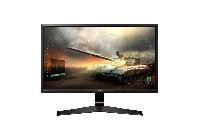 "Monitor Gamer Led LG 23.8"" negro display port/vga"