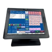 "Monitor Touch Screen Led Ec Line 12"" EC-TS-1210 TFT"