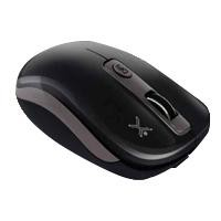 Mouse recargable inalámbrico Perfect Choice negro