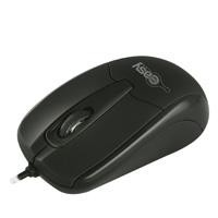 Mouse alambrico Easy Line USB negro