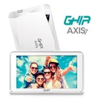 Tablet GHIA Axis7 T7718A blanca