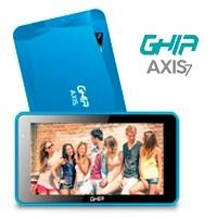 Tablet GHIA Axis7 T7718A azul