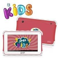 Tablet GHIA Kids 7 Toddler GTAB718R/QUAD CORE/1GB/8GB/2CAM roja