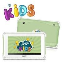 Tablet GHIA Kids 7 Toddler GTAB718V/QUAD CORE/1GB/8GB/2CAM verde