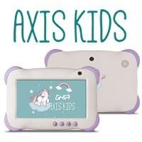 Tablet GHIA Axis Kids GTKIDS7V violeta