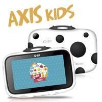 Tablet GHIA Kids 7 GTABKIDSB Catarina Negro/blanco /QUAD CORE/1GB/8GB/2CAM