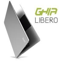 "Portatil GHIA Libero SL Full Metal Body 13.3"" Pentium/ 4gb/32gb/w10home"