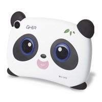 "Tablet GHIA Kids panda 7""/QUAD CORE/1GB/8GB/2CAM/WIFI/BT/blanco c/negro ojos azules"