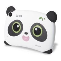 "Tablet GHIA Kids Panda 7""/QUAD CORE/1GB/8GB/2CAM/WIFI/BT/blanco c/negro ojos verdes"