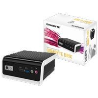 Mini PC Gigabyte Brix Celeron J4105/Sodimm DDR4/VGA/HDMI/WIFI/Bluetooth