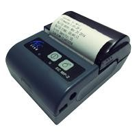 Miniprinter térmica portátil Ec Line EC-MP-2 RS232+USB 58MM negra