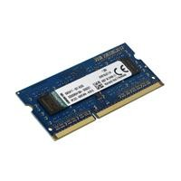 Memoria Kingston Sodimm DDR3L 4GB PC3L-12800 1600MHZ CL11 p/laptop