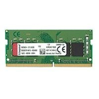 Memoria Kingston Sodimm DDR4 8GB PC4-2400MHZ CL17 p/laptop
