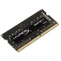 Memoria Kingston Sodimm DDR4 8GB 2400MHZ Hyperx Impact Black