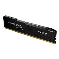 Memoria Kingston Udimm DDR4 4GB 2666MHZ Hyperx Fury Black