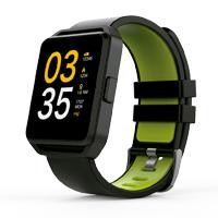 "GHIA Smart Watch/1.54"" Touch/BT/IOS/Android negro/verde"