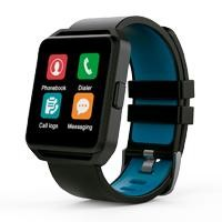 "GHIA Smart Watch/1.54"" Touch/BT/IOS/Android negro/azul"